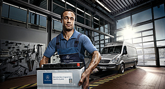 Mercedes-Benz Genuine Parts